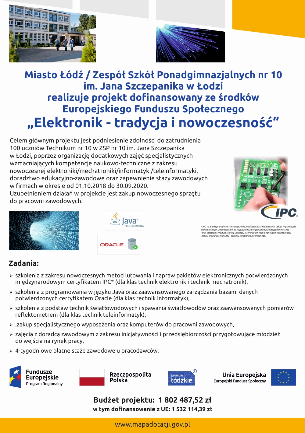 Elektronik - tradycja i nowoczesność