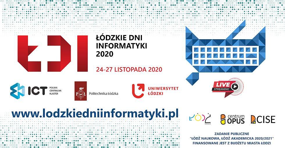 Łódzkie Dni Informatyki 2020-11-27